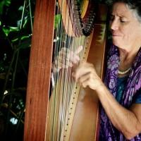Renee Janton, Harpist