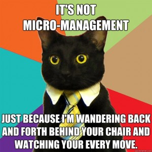 Its-not-micro-management